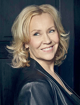 Agnetha in Q magazine