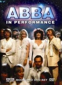 ABBA in Performance book + DVD