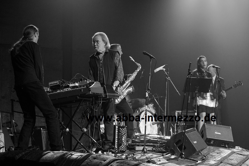Lars Rudolfsson, Benny and Fire! at the Orion Theatre - © Micke Bayart