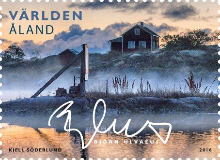 Stamp released on July 8, 2016