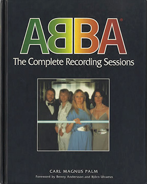 1994 edition of the Complete Recording Sessions by Carl Magnus Palm