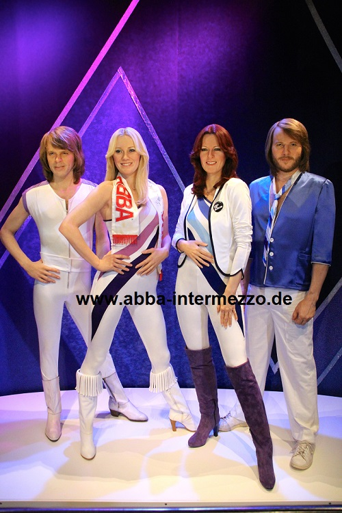 ABBA figures at the museum - © Micke Bayart