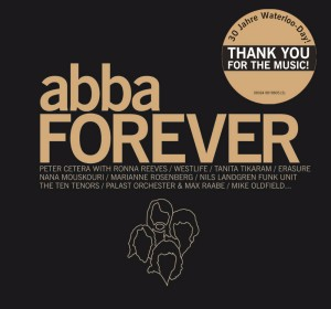 Double CD ABBA FOREVER