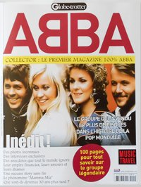 Collector Le Premier Magazine 100% ABBA