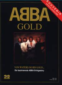 Deutsches ABBA GOLD-Magazin