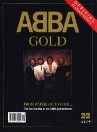 ABBA GOLD Magazin