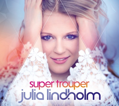 Julia Lindholm's album cover