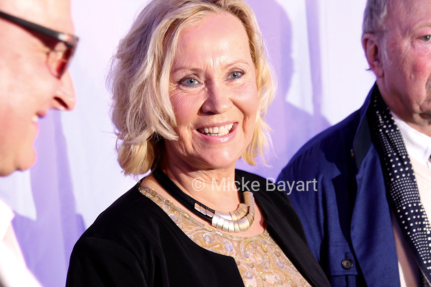 Agnetha bei Mamma Mia! The Party