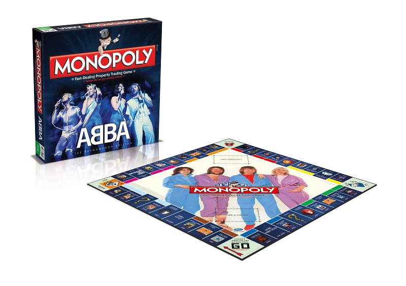 ABBA Monopoly Game