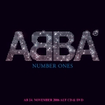 ABBA Number Ones sticker