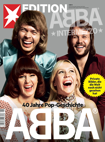 Stern Special ABBA Issue