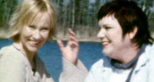 Agnetha and Lotta Bromé - Photo: SVT