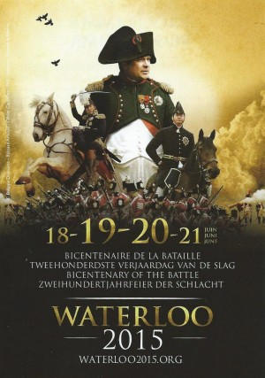 Waterloo anniversary 2015